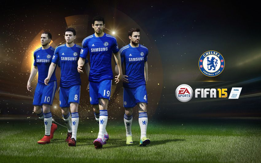 Chelsea Football Club as their official video gaming partner. Look ...