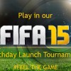 Sweetpatch TV FIFA 15 Birthday Launch Tournament