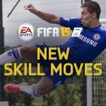 FIFA 15 | New Skill Moves – Featuring Eden Hazard