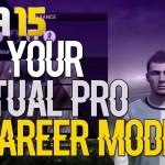 FIFA 15 Training Ground | WelshDragonDsG's Career Mode Tutorial