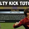 How to Take Penality Kicks