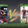 The annual match up between EA SPORTS and Konami has kicked off