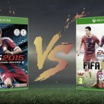 FIFA 15 v PES 2015 | It's All Kicked Off