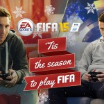 FIFA 15 | Merry Messi v Hazard Christmas