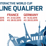 FIWC 2015 | Sign Up for Online Qualifiers for Germany, France and UK