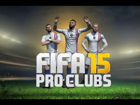 FIFA 15 Clubs