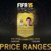 EA SPORTS are introducing an important new feature to the FIFA Ultimate Team Transfer Market called Price Ranges.