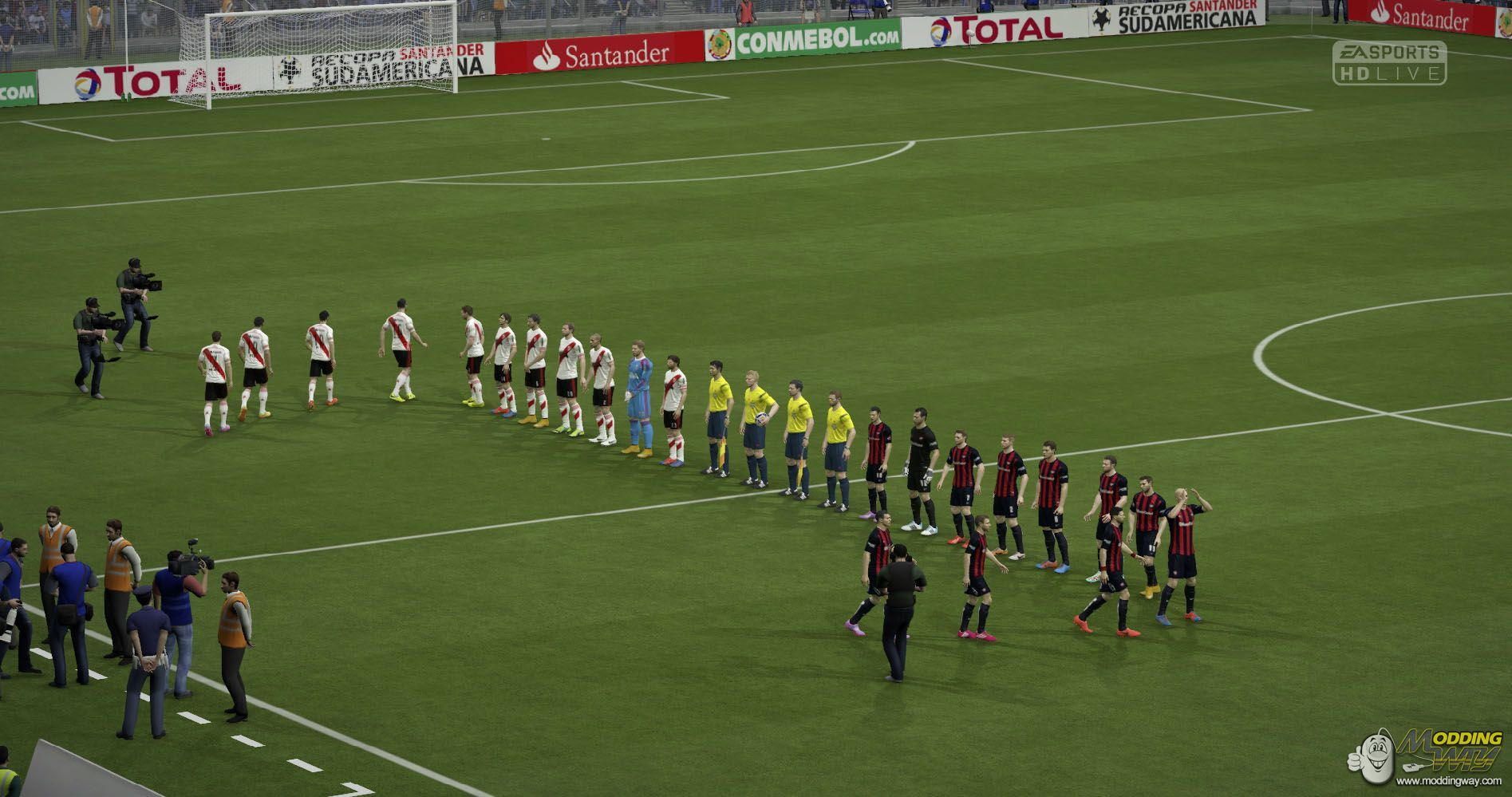 FIFA 15 Downloads | Enjoy ModdingWay Mod Version 1 8 0