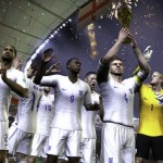 2014 FIFA World Cup Brazil | England Lift World Cup on St. George's Day